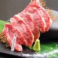 料理メニュー写真仙台牛カルビ