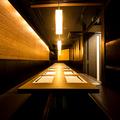 名古屋コーチンと個室居酒屋 天錦 梅田本店の雰囲気1