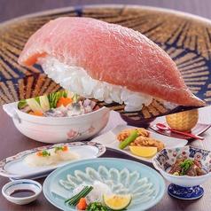 まわる寿司市場の写真