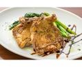料理メニュー写真鶏もも肉のソテー ディアボラ風