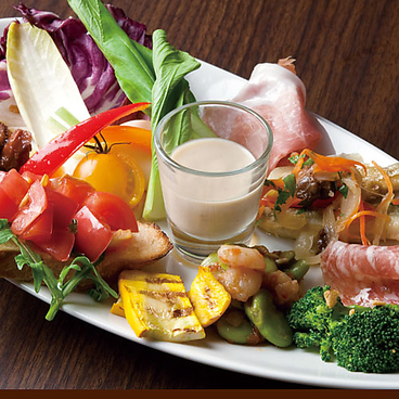 ペッシェドーロ 新宿サザンテラスのおすすめ料理1