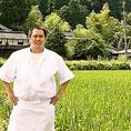 お米も自前の田んぼや、姫路の農家さんから仕入れます。