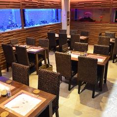 Aquarium Restaurant サプライズの雰囲気1