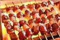 料理メニュー写真ラム肉/鶏モモ肉