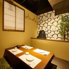 個室 熟成肉と熟成魚 こなれ 梅田店の特集写真