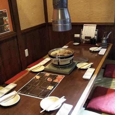 炭火焼肉 teshio テシオ 西那須野店の雰囲気1
