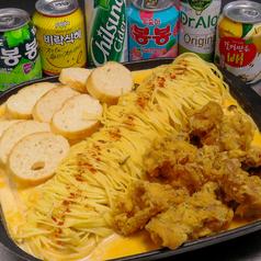 KOREAN DINING CHAYU チャユのコース写真