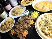 FOOD DINING Ariel アリエル 国分町店