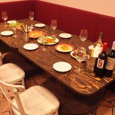 ワインとつまみのお店 5 フィフスの雰囲気1