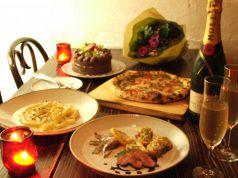 pizza&beer gecca ゲッカのコース写真
