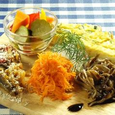 料理メニュー写真【お得な!!】選べる3種盛り