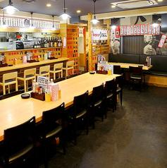 カウンターのお席もありますので、お一人様でも大歓迎!お昼・夜とお食事に・呑みにどうぞ!