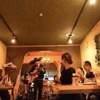 本場メキシコの食べ方・雰囲気をお楽しみください