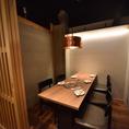 プライベート感のある個室空間で自慢のお肉をぜひお召し上がりください。宴会や接待におすすめ。