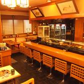 所沢 寿司初の雰囲気2