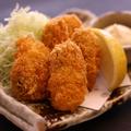 料理メニュー写真広島県産 牡蠣フライ
