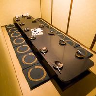 亀戸駅の宴会はゆったり落ち着ける和の個室空間居酒屋!
