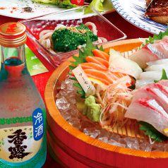 大漁食堂 HERO海 ヒーロー海 安政町店のおすすめポイント1
