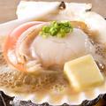 料理メニュー写真帆立バター醤油焼き