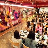 GOCCHI BATTA ゴッチ バッタ 渋谷道玄坂 シュラスコ&ビアバーの雰囲気3