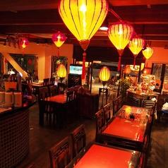 レッドランタン Red Lantern 長崎の雰囲気1