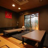 京・くずし料理 しし翁の雰囲気3