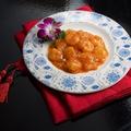 料理メニュー写真人気NO.2 特製の海老チリソース