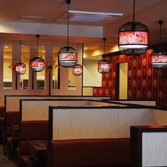 全席ボックス席!安全安心でプライベート空間でお食事を楽しんで頂けます!