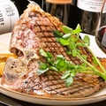 料理メニュー写真Tボーンステーキ 500g