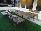 カフェ&ダイニング わらうかど庭の雰囲気2