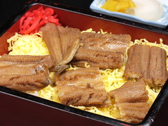 名物穴子重 創作料理 のと楽の写真
