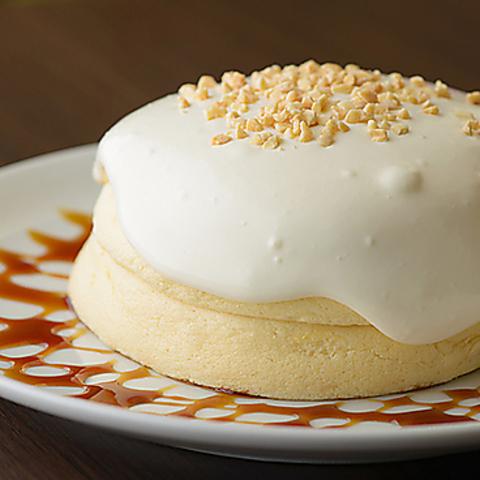 日本一といわれるパンケーキが味わえる顧客満足度も高い人気ブランド「高倉町珈琲」