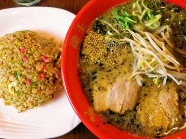 白鳳 熊本黒とんこつのおすすめ料理1