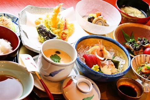 日本料理 四季懐石 喜備