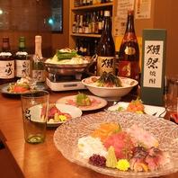 九州の逸品料理が豊富♪