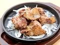 料理メニュー写真【プレミア】名古屋コーチン親鶏炭火焼 き