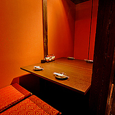 落ち着いた雰囲気の個室★