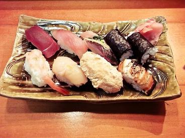 釣瓶鮨のおすすめ料理1
