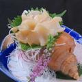 料理メニュー写真西バイ貝 刺し