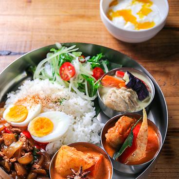 SOI MARUYAMA ソイ マルヤマのおすすめ料理1