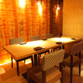 落ち着いた雰囲気の完全個室のお席ですので様々なシーンにおすすめです。完全個室のお席でゆったりと当店こだわりの和食や、新鮮なお刺身、お料理との相性も抜群の日本酒や焼酎などのお酒を一緒にご堪能ください。飲み放題ではご堪能頂けない日本酒や焼酎もございます。