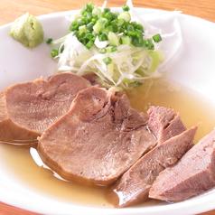 萬◯のおすすめ料理1