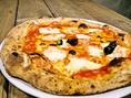 本場ナポリの味を忠実に再現♪ランチとディナーで楽しめます!