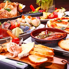 ワイン食堂 leale レ アーレ 十日市場のおすすめ料理1