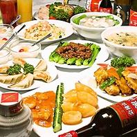 宴会向けのコース料理も各種ご用意しております♪