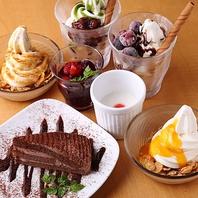 プレミアム食べ放題はデザートもプレミアム