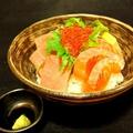 料理メニュー写真北海海鮮丼
