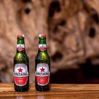 バリのビール、ビンタンをはじめドリンクが種類豊富!