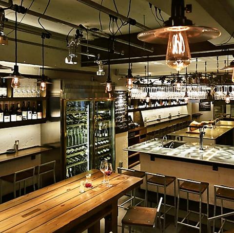 六本木駅すぐ!ワインとグリル料理をメインに手作りの本格料理を楽しめるお店【LB6】