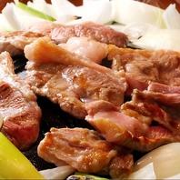 【最初はお肉が自動で出てきます】